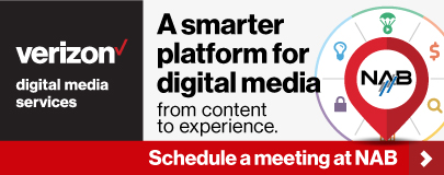 Verizon - A smarter platform for digital media