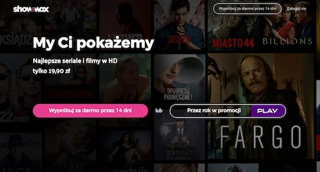 Showmax play Poland 17 May 2017