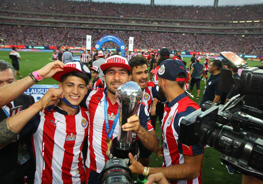 chivas campeon 30 may 2017