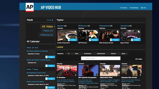 AP Video Hub 7 June 2017