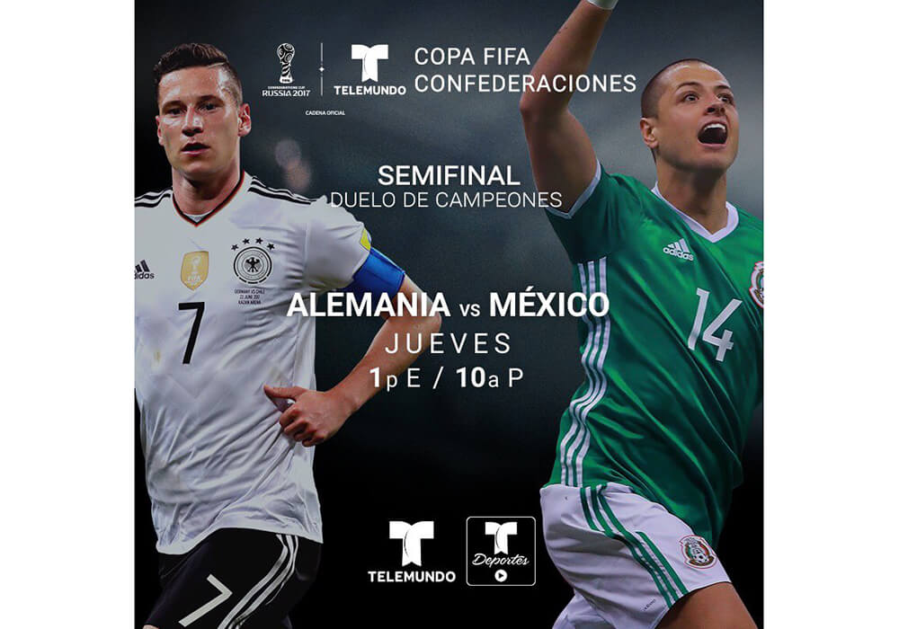 telemundo mexico alemania 29 june 2017
