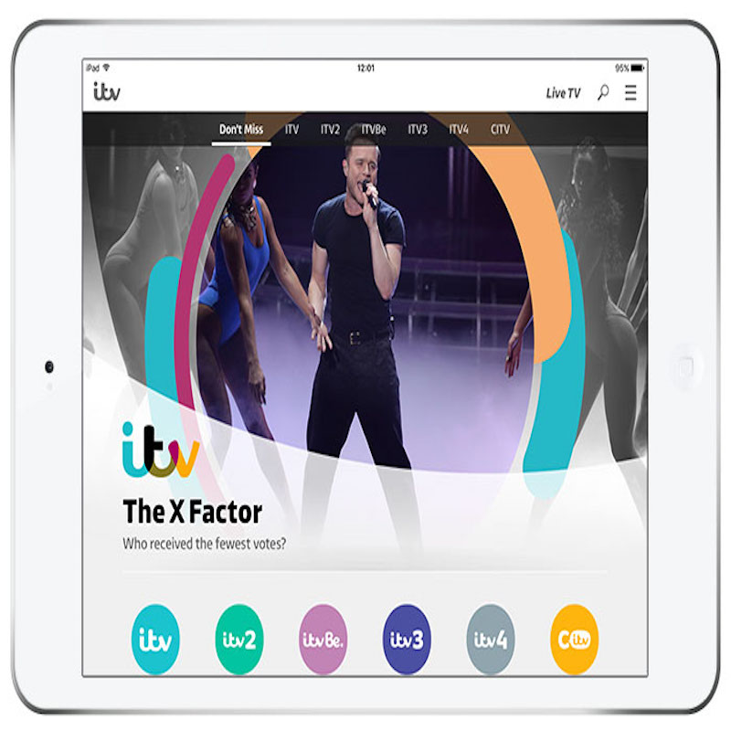 ITV sees strong growth in online revenue and Studios