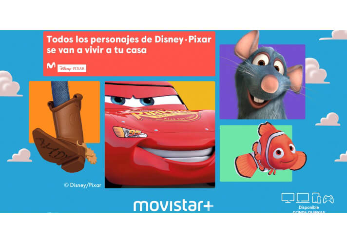 movistar disney 04 july 2017