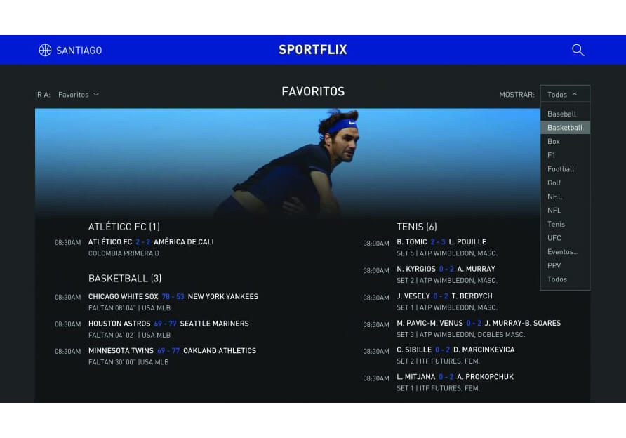 Mexico welcomes first sports-focused OTT player | OTT | News | Rapid