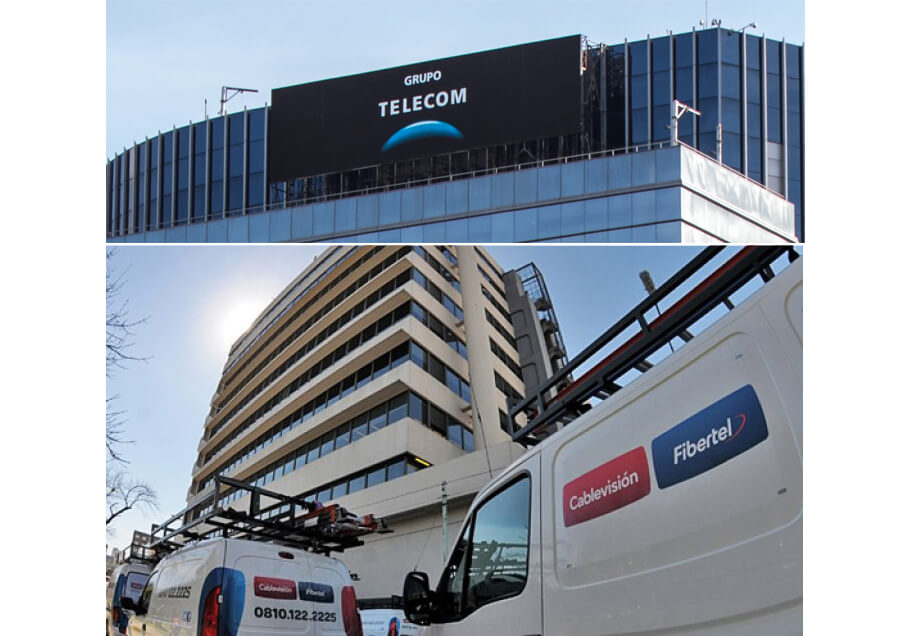 Telecom Argentina, Cablevision merge to create pay-TV giant