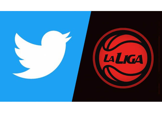 Twitter scores with Argentinean basketball content ...