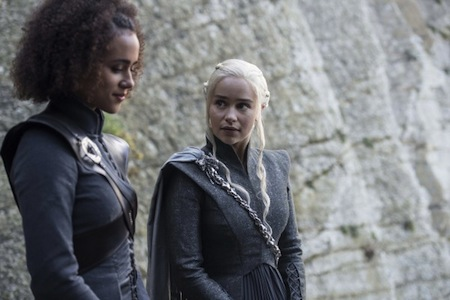 GOT season 7 episode 4 the spoils of war danerys missandei 15 August 2017