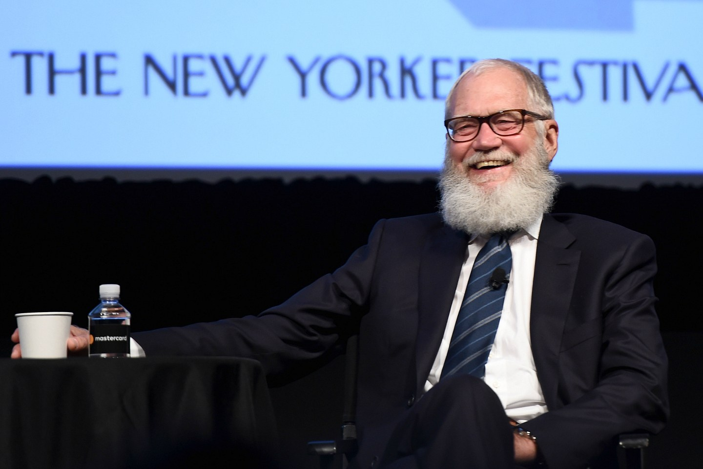 David Letterman Makes His Return To Television On Netflix