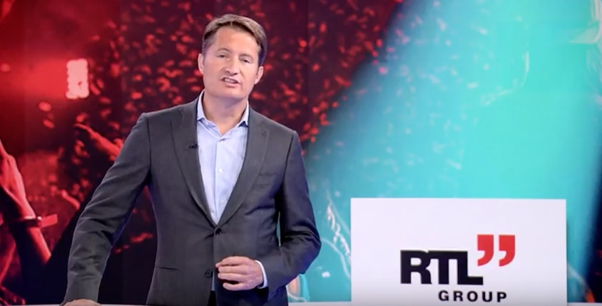 RTL Group H1 Profit Declines; Revenue Up 3.5%