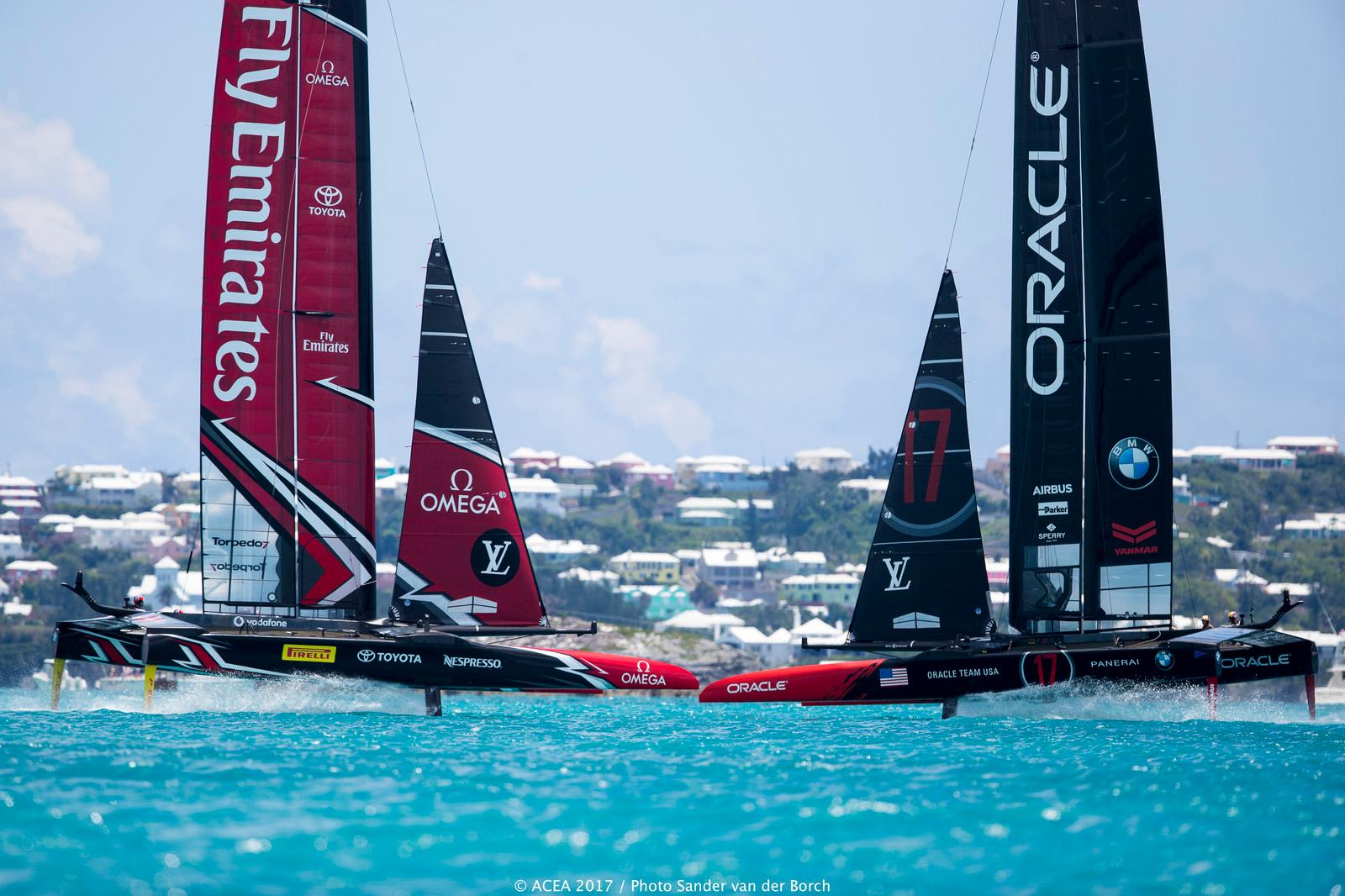 americas cup 12 sept 2017