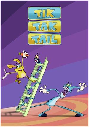 Tik Tak a Ocas / Tik Tak  Tail (2017-2018 )