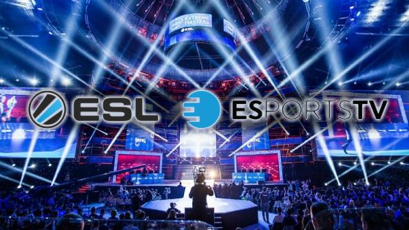 Hulu, ESL team up on eSports