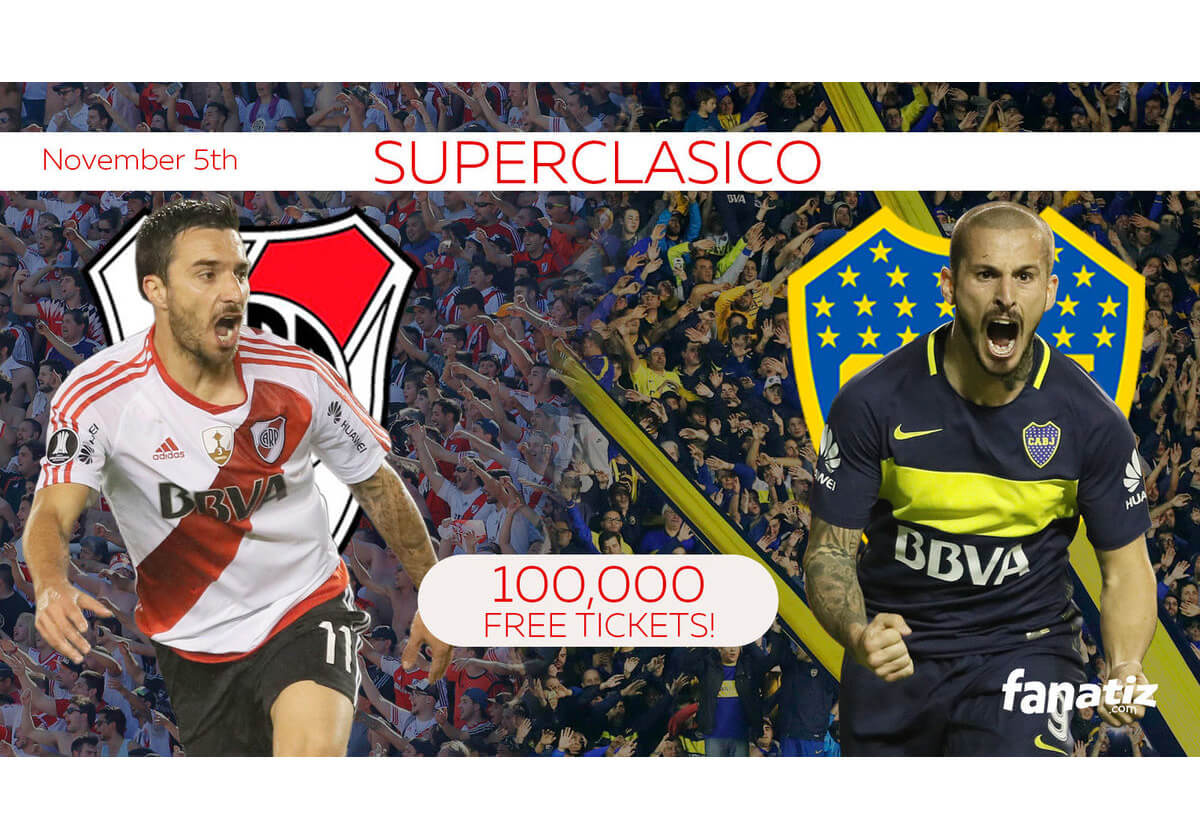 fanatiz superclasico 02 november 2017