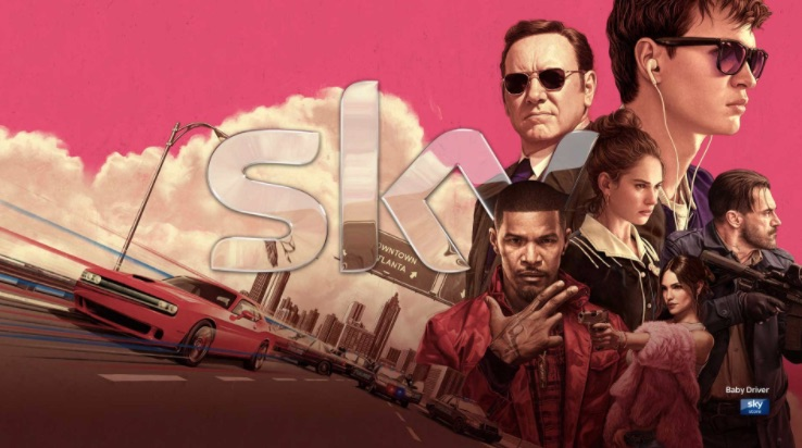Sky records 'strong' start to the year