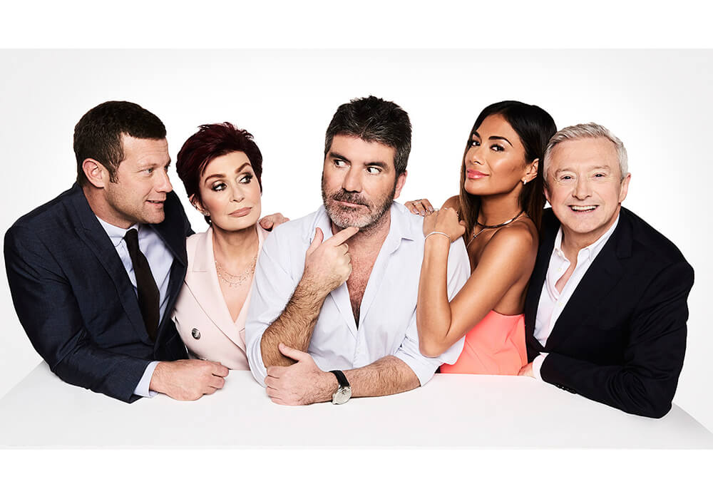xfactor canal sony 12 october 2017