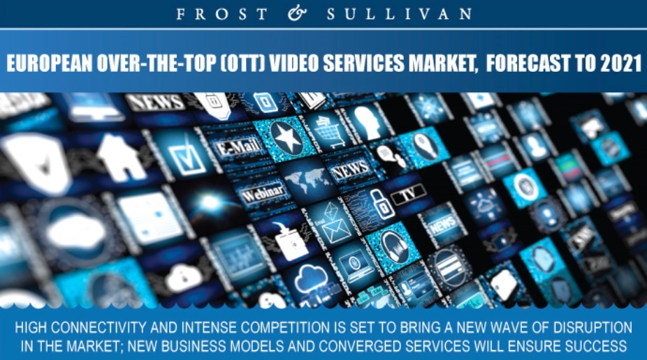 OTT News: European OTT Video Revenue To Double By 2021
