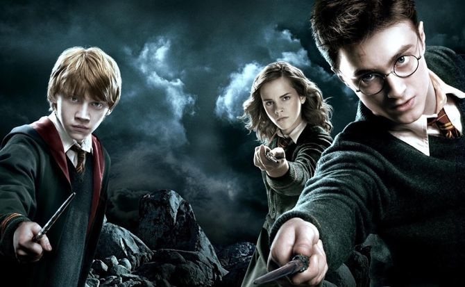 harry potter 12 nov 2017