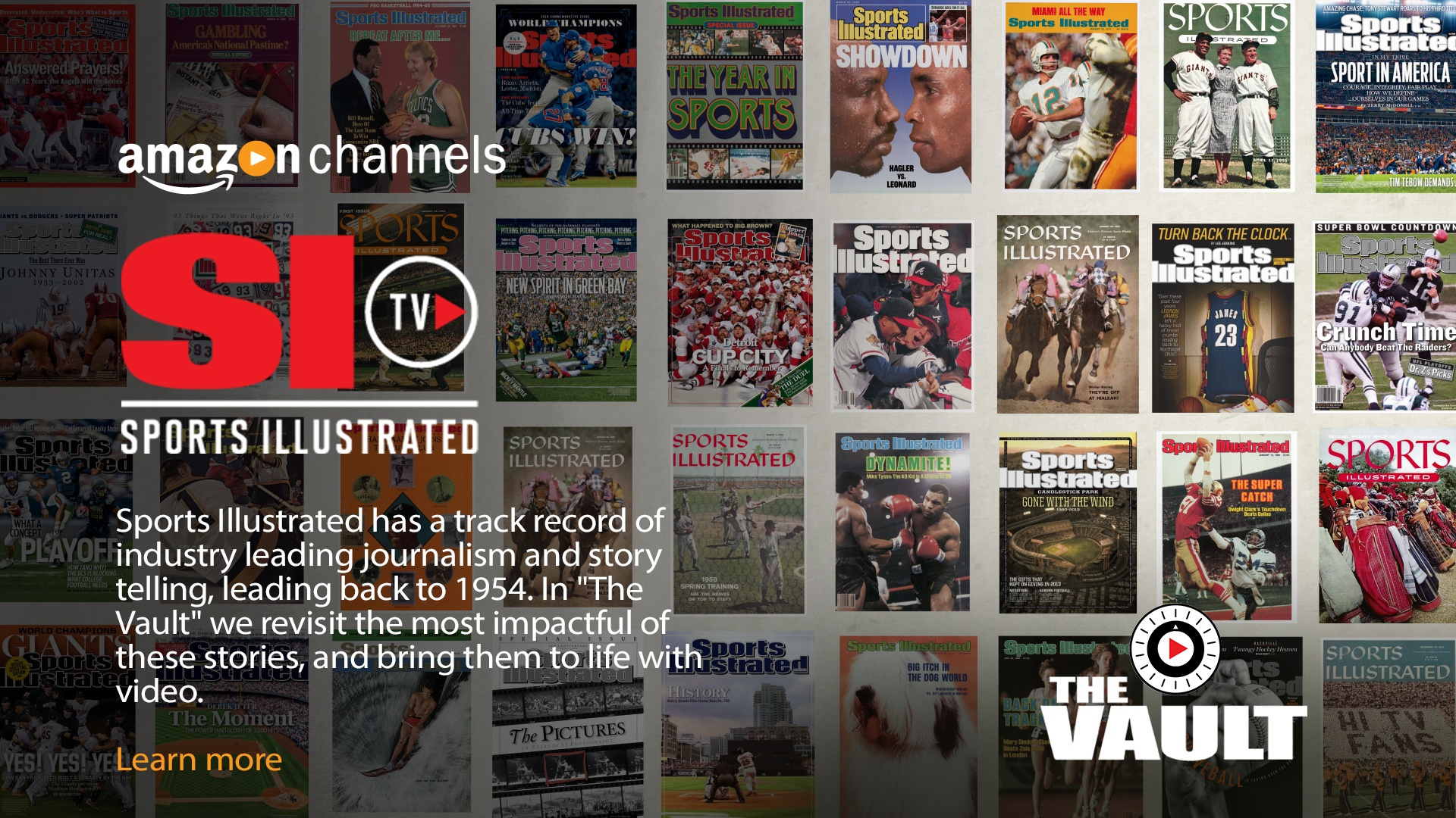 Sports Illustrated Tries Amazon To Get into Video Business