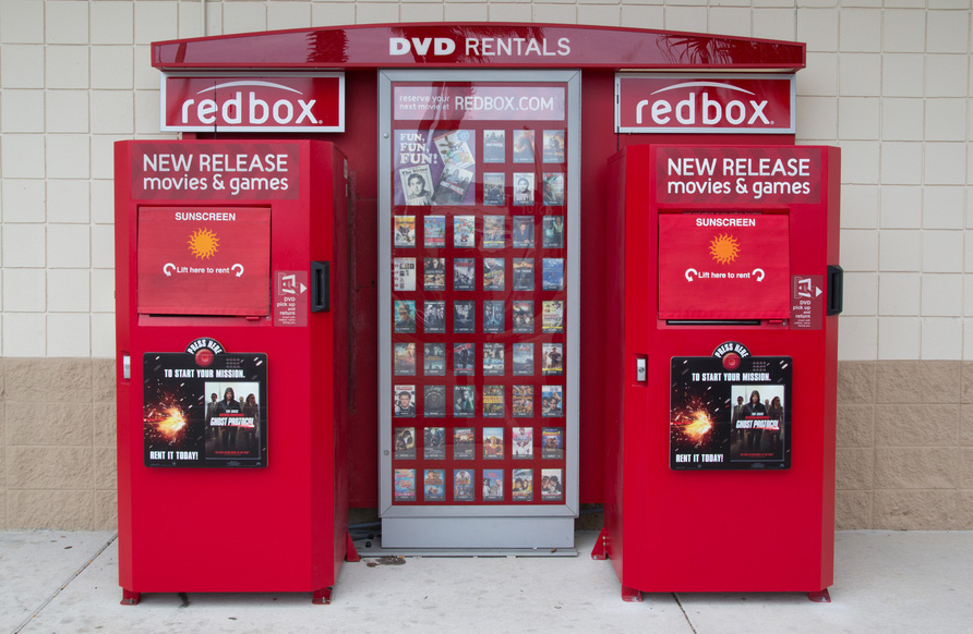 Disney sues Redbox for selling DVD digital download codes