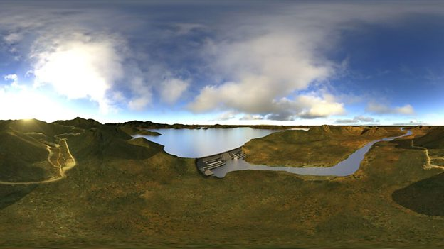 BBC launches Oculus VR app for Nile documentary