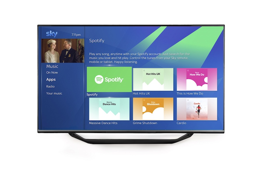 Sky Q gets new features, Sky gets the glad eye from Comcast