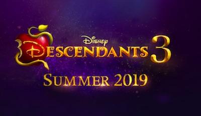 Disney Channel Announces Third 'Descendants' Movie