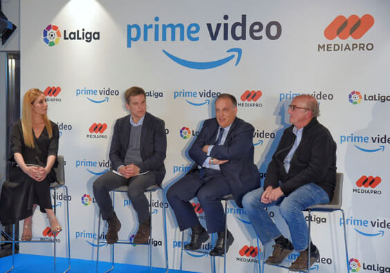 laliga mediapro amazon 07 mar 2018