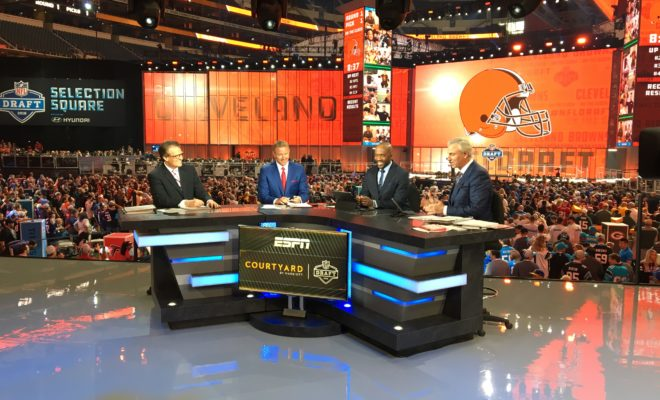 ESPN scores big with NFL draft | Ratings/Measurement | News