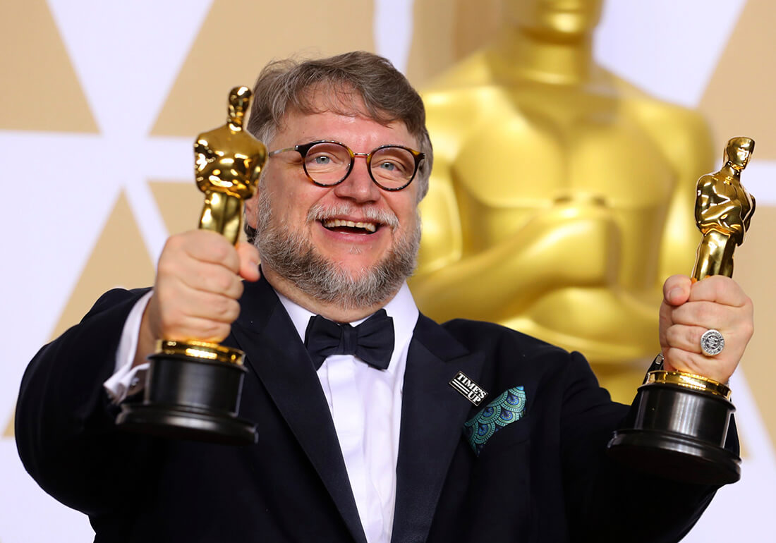 Netflix signs Guillermo del Toro for first horror ...