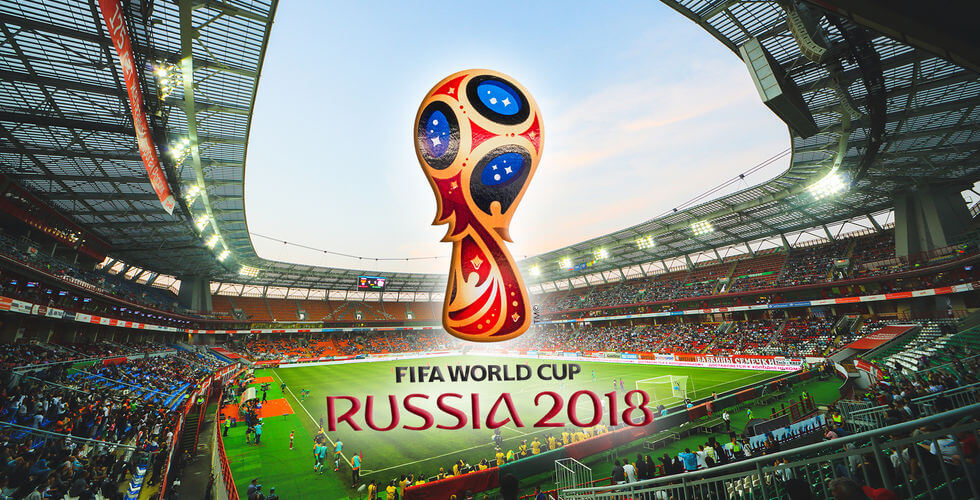 World Cup 2018 Russia 13 June 2018