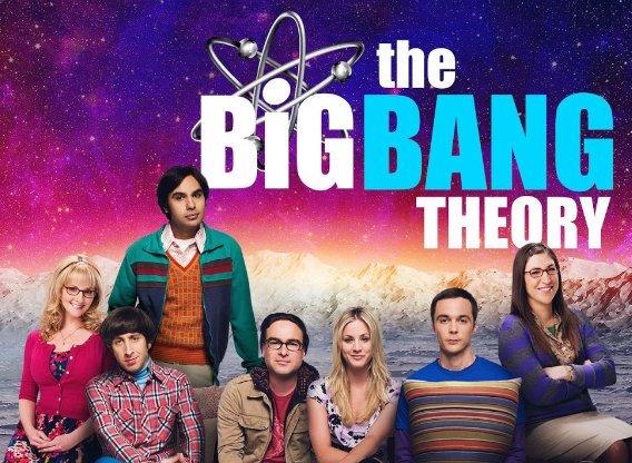 Big Bang Theory Stream English