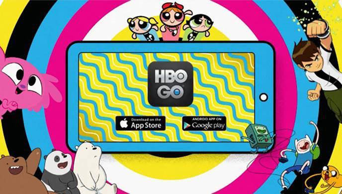 HBO Go Cartoon Network 21 Nov 2018