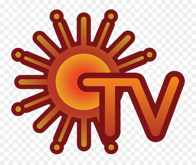 sun tv network television channel telugu 23 August 2018