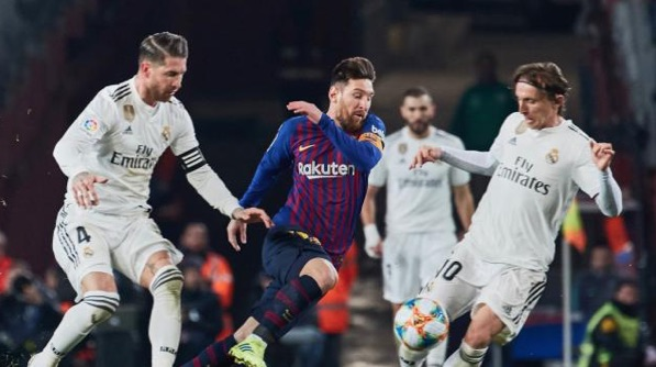CopaDelRey Barca Real 13Feb2019