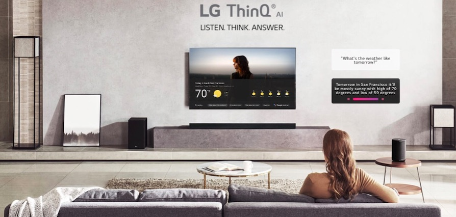 CES 2019: LG gives added smarts to flagship smart TVs AI