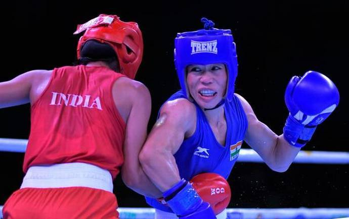 MARYKOM India boxing 28 July 2019