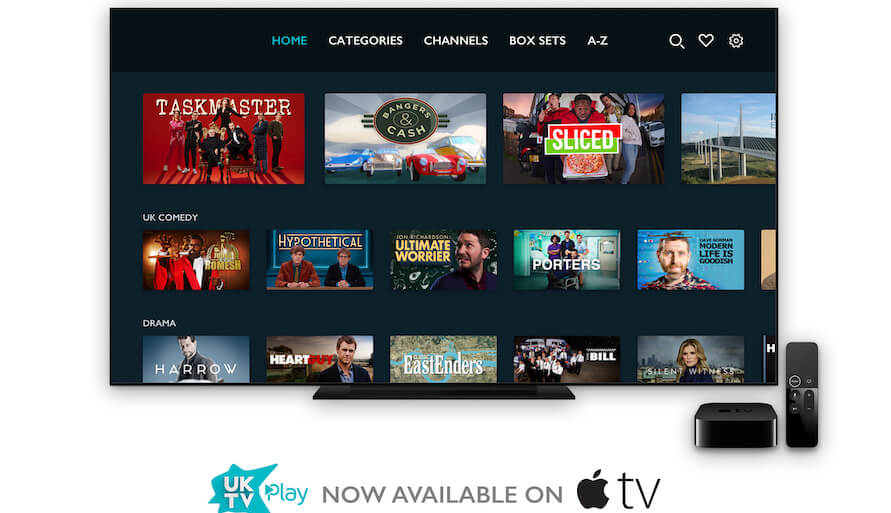 uktv appletv 7JUne2019
