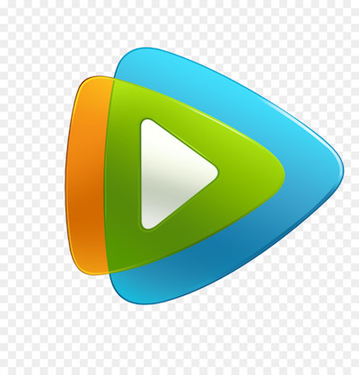 Tencent Video logo 21 March 2019