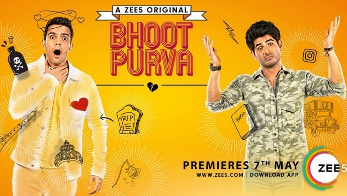 ZEE5 launches horror-comedy Bhoot Purva   Programming   News   Rapid