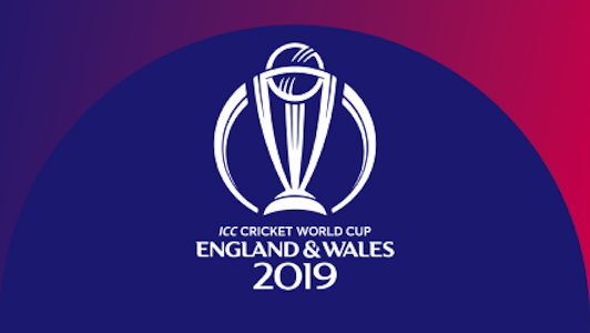 ICC Cricket World Cup 2019 logo 7 May 2019
