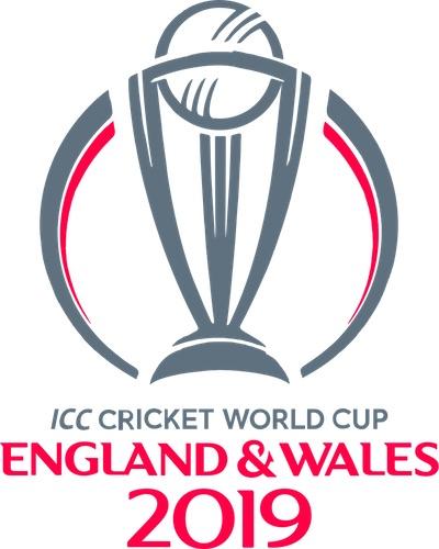 Logo de la Coupe du monde de cricket ICC 2019