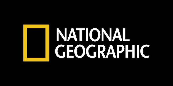 National Geographic logo 23 May 2019