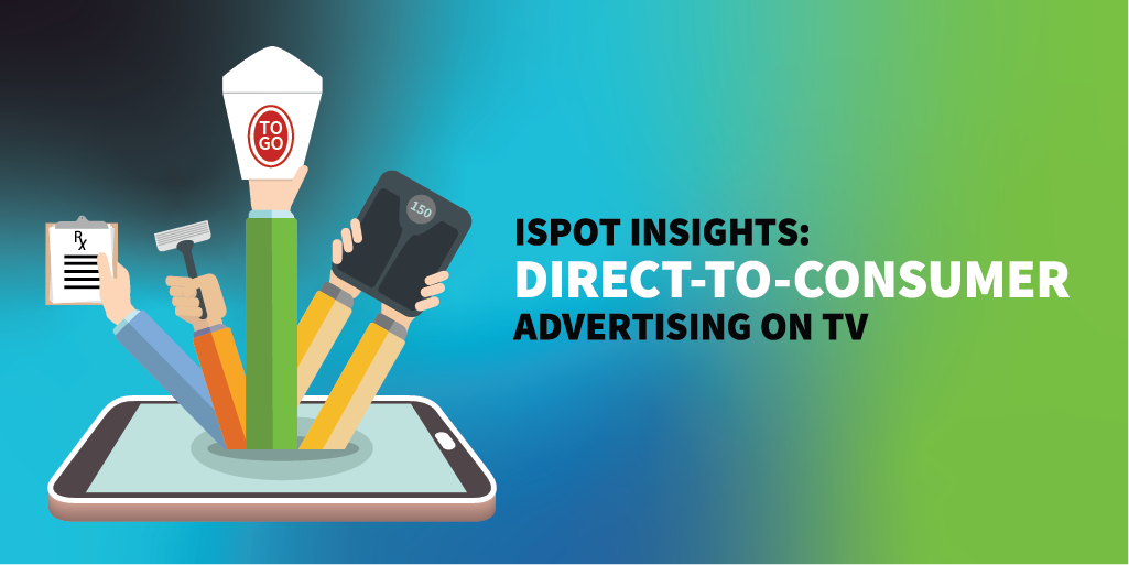 2019 10 03 Direct to consumer brand advertising on TV
