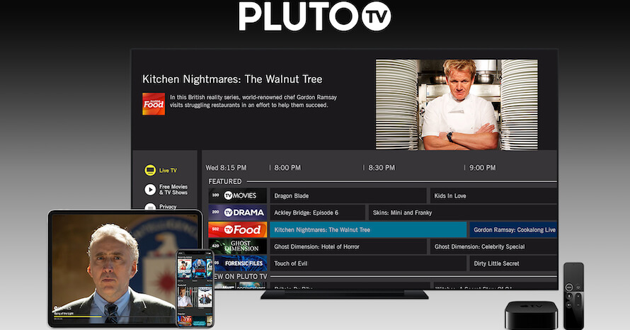 AppleTV iOS PLutoTV 2Sep2019