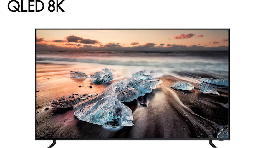 Samsung QLED 8K TV 5Sep2019 2
