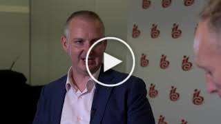 IBC 2019: Elliott Ford-Jones, Sales Director - G-Core Labs