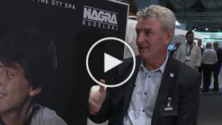 IBC 2019: Anthony Smith-Chaigneau, Senior Director, Product Marketing - Nagra