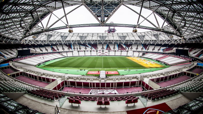 london stadium 15Dec2020