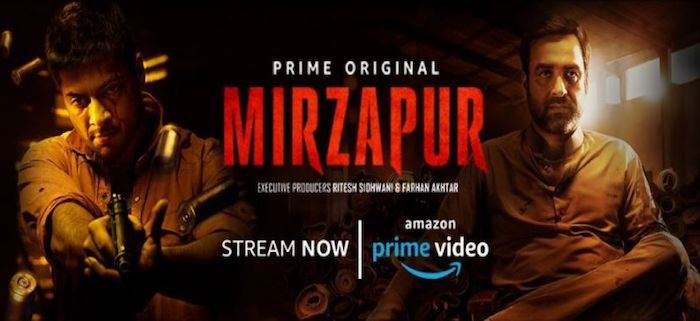 Amazon Prime Mirzapur 13 June