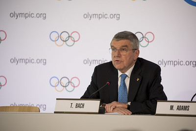 IOC ThomasBach 25March2020
